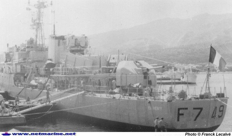 G. Averof, dernier croiseur-cuirassé à flot. Photo06