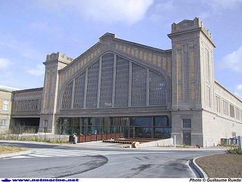 Hauts lieux for Architecte cherbourg