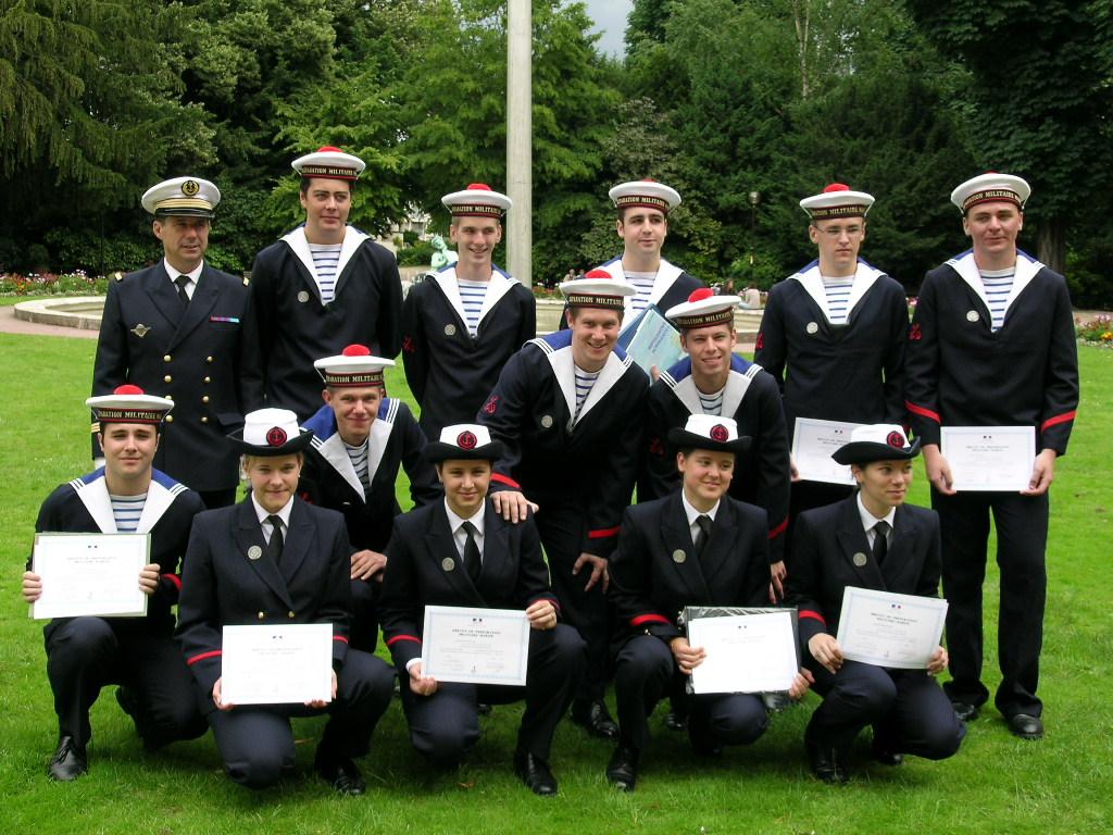 la pr u00e9paration militaire marine de rouen