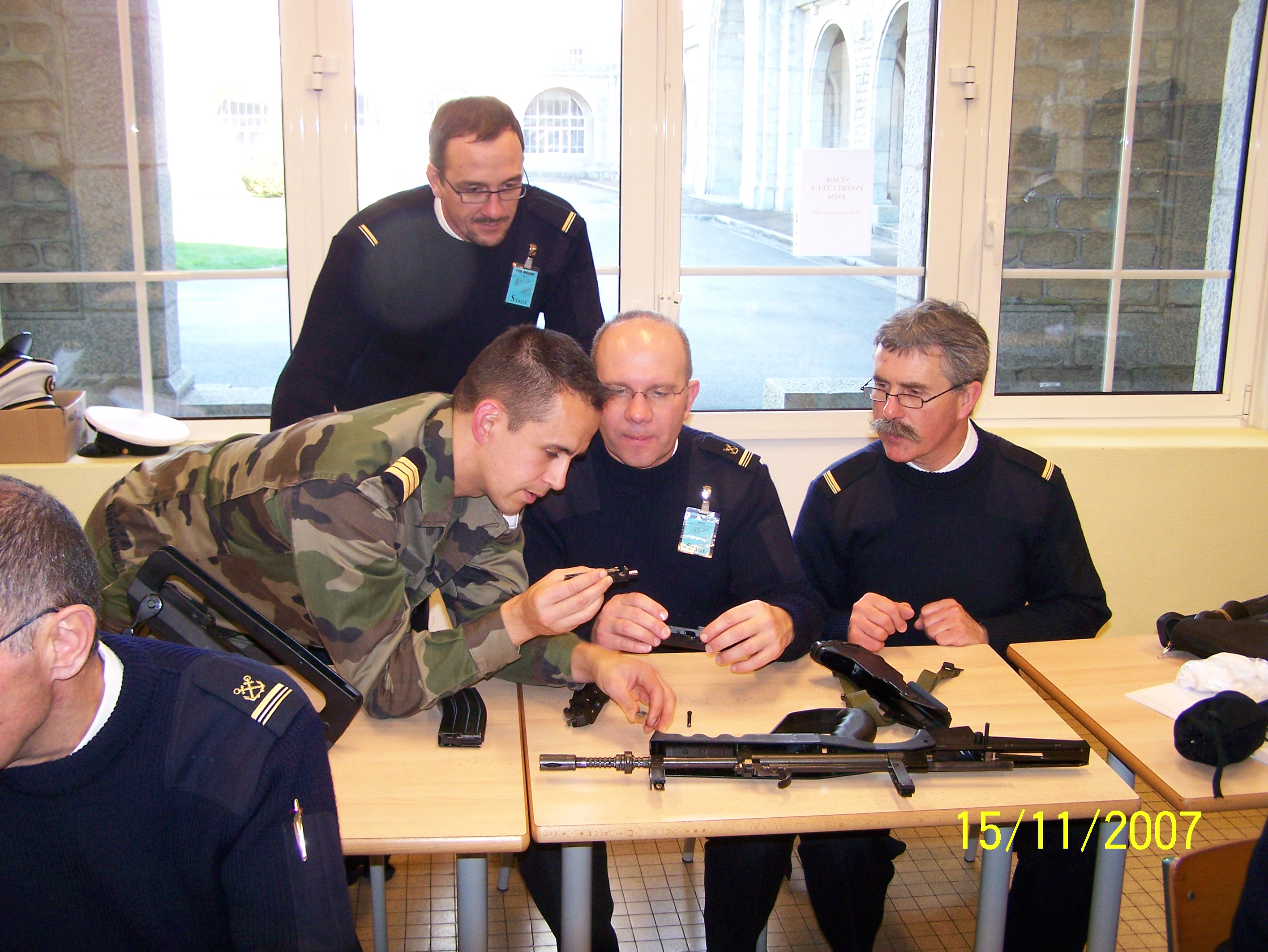 comment devenir instructeur pmm